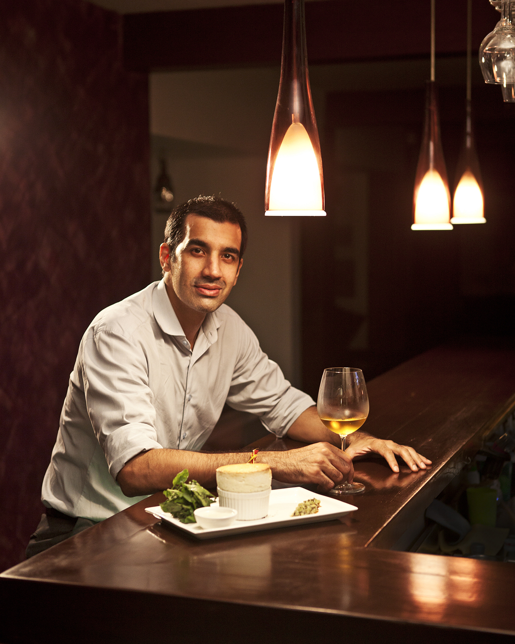 Chef Nikhil Chib for BBC Good Food India Magazine.