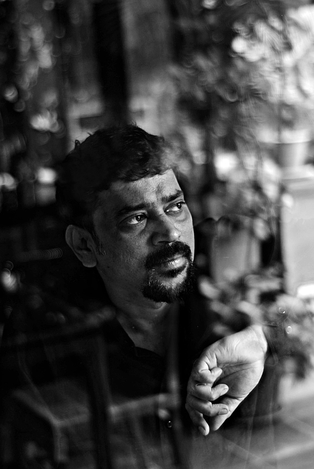 Santosh Sivan. Film-maker.